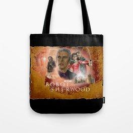 Doctor Who: Robot of Sherwood Tote Bag