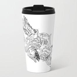 Diamond Light Travel Mug