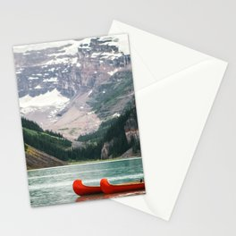 Kayak Canada Stationery Cards