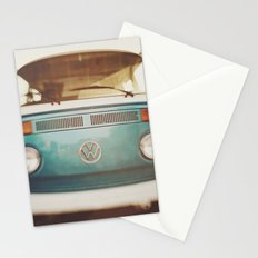 Volkswagen Bus Stationery Cards