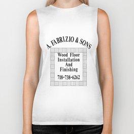 shirt Biker Tank