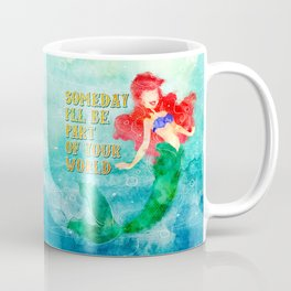 Part of Your World Coffee Mug