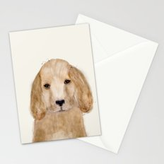 little spaniel Stationery Cards