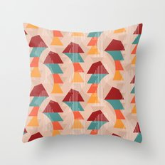 zach morris Throw Pillow