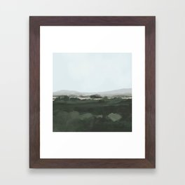 Meadows Framed Art Print