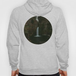 Wahclella Falls x Oregon Waterfall Hoody