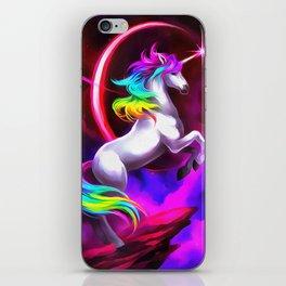 Unicorn Dream iPhone Skin