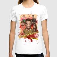 dexter T-shirts featuring Dexter by Nithin Rao Kumblekar