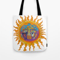 sublime Tote Bags featuring Sublime  by Sammy Cee