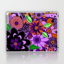 Flowers To Go Laptop & iPad Skin