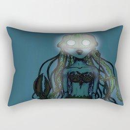 Sea Warrior Rectangular Pillow