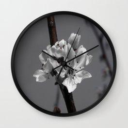 Flower of Class Wall Clock