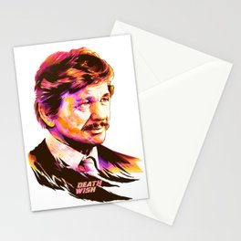 Charles Bronson: BAD ACTORS Stationery Cards