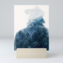FATHER Mini Art Print