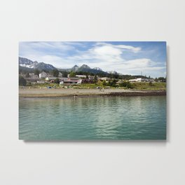 Haines, Alaska Metal Print