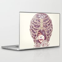 huebucket Laptop & iPad Skins featuring Your Bone by Huebucket