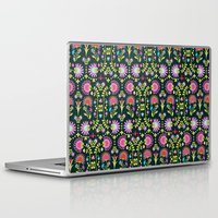 selena gomez Laptop & iPad Skins featuring Folkloric 1 by TotalBabyCakes