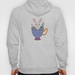 Bunny in a cup Hoody