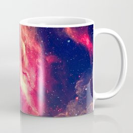 The Sky is on Fire Coffee Mug