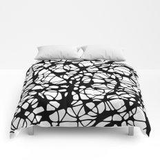 black curves Comforters