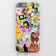90s, childhood. iPhone 6s Slim Case