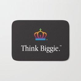 THINK BIGGIE Bath Mat