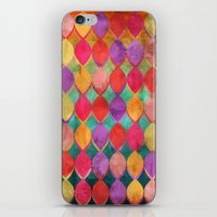 poem iPhone & iPod Skins featuring Full Colour Poem by micklyn
