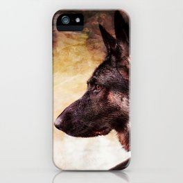 The magic of Love iPhone Case