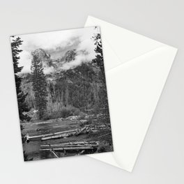 Birch Hallow, Teton Mountains Stationery Cards