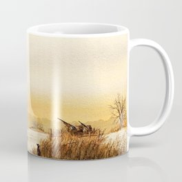 Hunting Pintail Ducks Coffee Mug