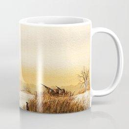 Hunting Pintail Ducks Coffee Mug