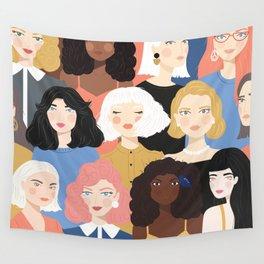 Girls 01 Wall Tapestry
