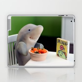 Breakfast for Sharks Laptop & iPad Skin