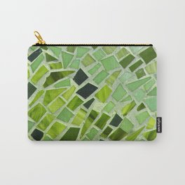 New Growth Mosaic Carry-All Pouch