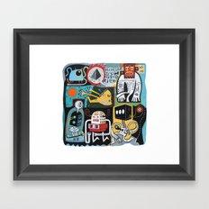 Matamore Framed Art Print