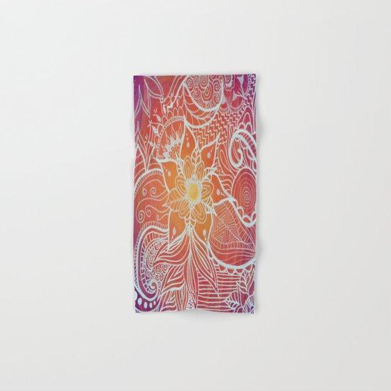 SunTangle  Hand & Bath Towel
