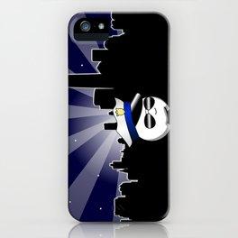 Cop Cumi iPhone Case