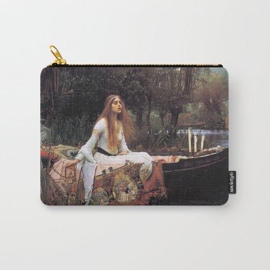 The lady of shalott painting  by marios