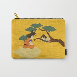 Father and Son Carry-All Pouch