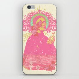SAINT iPhone Skin