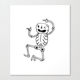 Yee Buddy Canvas Print
