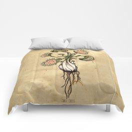 Venus Flytrap Comforters