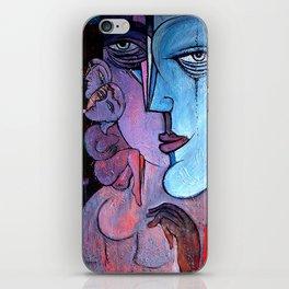 Dialogue iPhone Skin