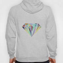 Diamonds are a girls best friend Hoody