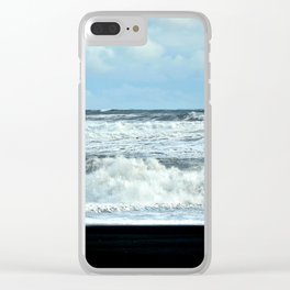 Iceland XV Clear iPhone Case