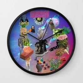 F~A~N~T~A~S~Y Wall Clock
