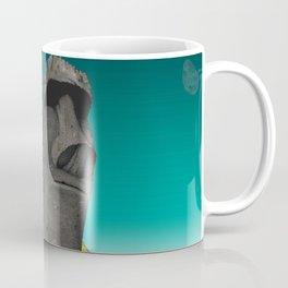 Easter Island 2 Coffee Mug