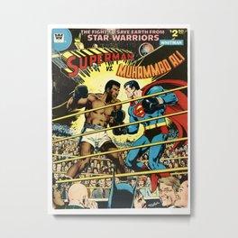 MuhammadAli 01 Metal Print
