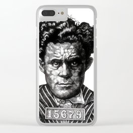 ARCH-NEMESIS SUPER VILLAIN Clear iPhone Case