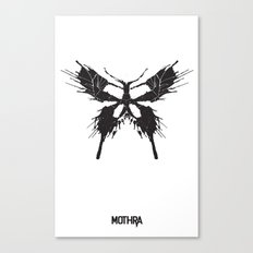 Mothra Canvas Print